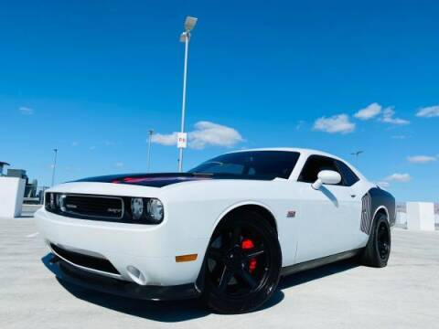 2012 Dodge Challenger for sale at Wholesale Auto Plaza Inc. in San Jose CA