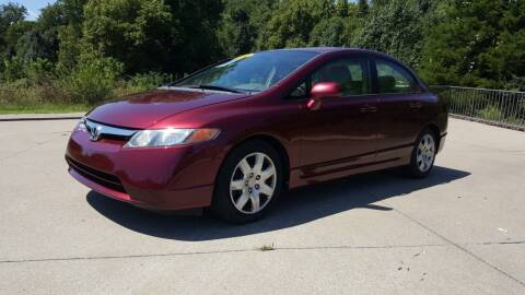 2006 Honda Civic for sale at A & A IMPORTS OF TN in Madison TN