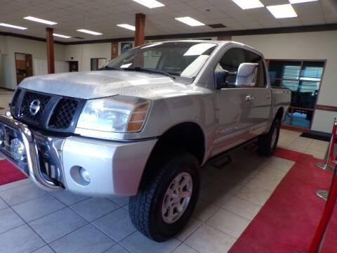 2005 Nissan Titan for sale at Adams Auto Group Inc. in Charlotte NC