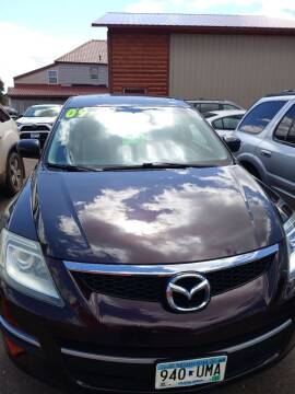 2009 Mazda CX-9 for sale at WB Auto Sales LLC in Barnum MN