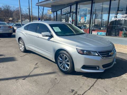 2017 Chevrolet Impala for sale at Smart Buy Car Sales in St. Louis MO