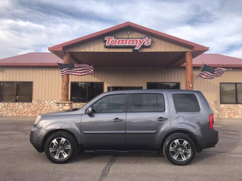 2014 Honda Pilot for sale at Tommy's Car Lot in Chadron NE