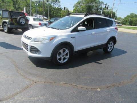 2016 Ford Escape for sale at Riverside Motor Company in Fenton MO