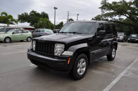 2012 Jeep Liberty for sale at STEPANEK'S AUTO SALES & SERVICE INC. in Vero Beach FL