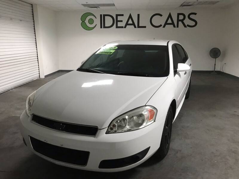 2013 Chevrolet Impala for sale at Ideal Cars Apache Junction in Apache Junction AZ