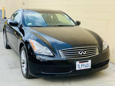 2009 Infiniti G37 Coupe for sale at Auto Zoom 916 Rancho Cordova in Rancho Cordova CA
