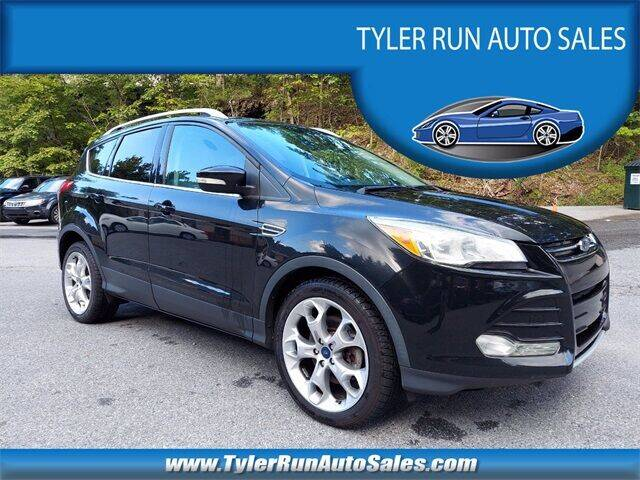 2014 Ford Escape for sale at Tyler Run Auto Sales in York PA