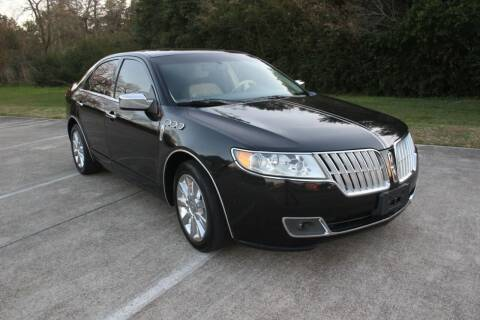 2012 Lincoln MKZ for sale at Clear Lake Auto World in League City TX