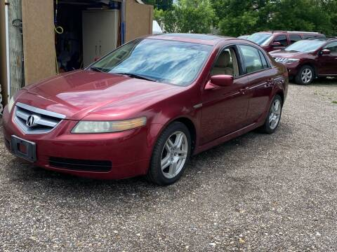 2004 Acura TL for sale at Knights Auto Sale in Newark OH