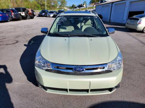 2010 Ford Focus for sale at DISCOUNT AUTO SALES in Johnson City TN