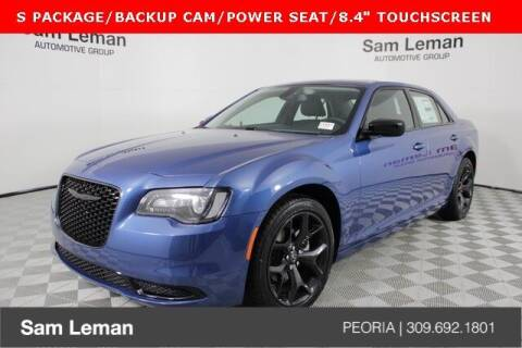 2021 Chrysler 300 for sale at Sam Leman Chrysler Jeep Dodge of Peoria in Peoria IL