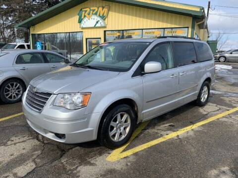 2010 Chrysler Town and Country for sale at RPM AUTO SALES in Lansing MI