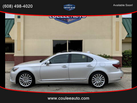 2014 Lexus LS 460 for sale at Coulee Auto in La Crosse WI
