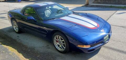 2004 Chevrolet Corvette for sale at Carroll Street Auto in Manchester NH
