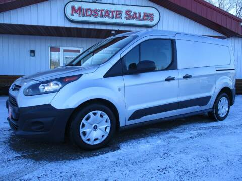 2015 Ford Transit Connect Cargo for sale at Midstate Sales in Foley MN