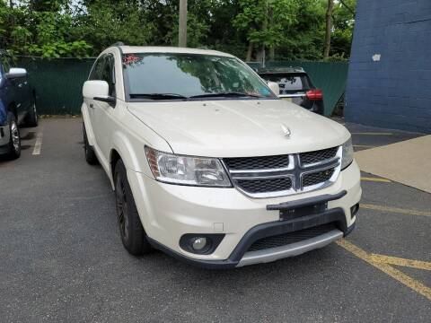 2012 Dodge Journey for sale at AW Auto & Truck Wholesalers  Inc. in Hasbrouck Heights NJ