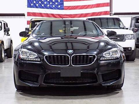 2014 BMW M6 for sale at Texas Motor Sport in Houston TX