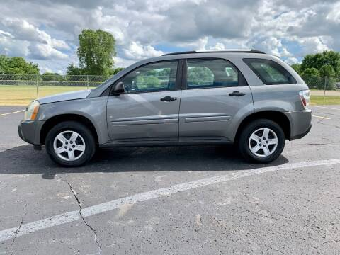 2006 Chevrolet Equinox for sale at Caruzin Motors in Flint MI