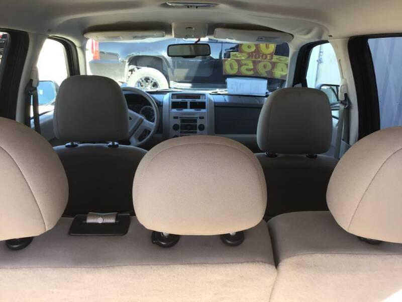 2008 Ford Escape XLT 4dr SUV I4 - Bates City MO