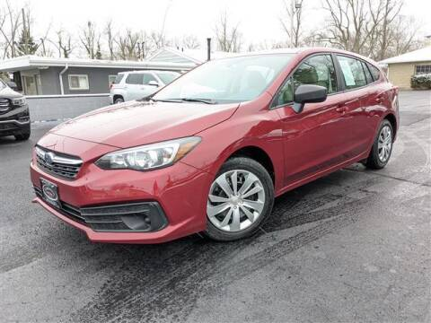 2020 Subaru Impreza for sale at GAHANNA AUTO SALES in Gahanna OH