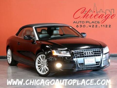 2011 Audi A5 for sale at Chicago Auto Place in Bensenville IL