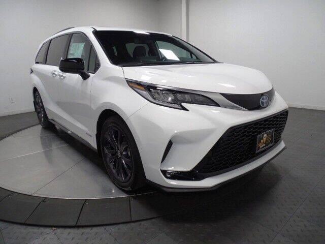 2021 Toyota Sienna for sale in Hillside, NJ