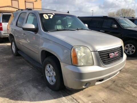 2007 GMC Yukon for sale at Brownsville Motor Company in Brownsville TX