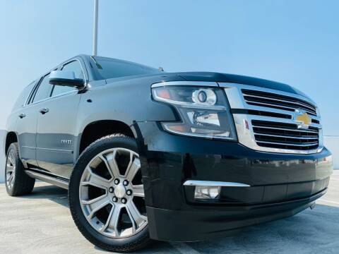 2015 Chevrolet Tahoe for sale at Bay Cars R Us in San Jose CA