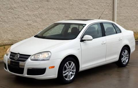 2007 Volkswagen Jetta for sale at Raleigh Auto Inc. in Raleigh NC