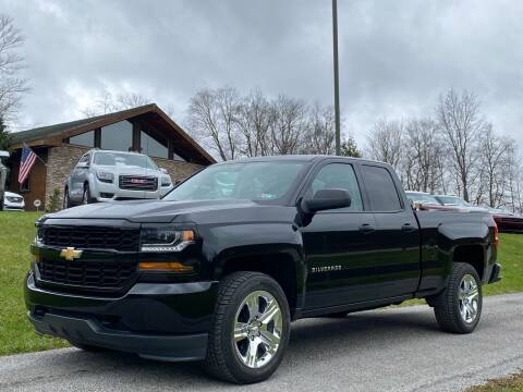 2017 Chevrolet Silverado 1500 for sale at Griffith Auto Sales in Home PA