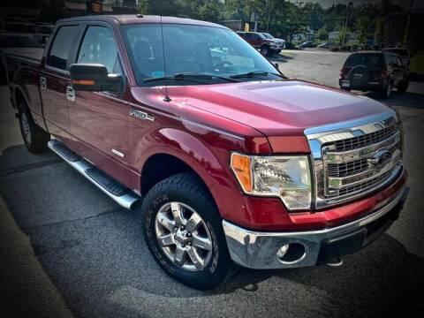 2014 Ford F-150 for sale at Carder Motors Inc in Bridgeport WV