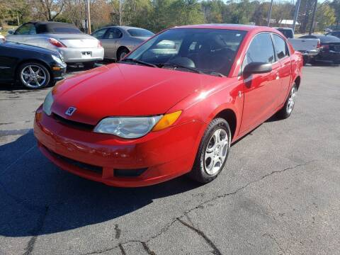 2005 Saturn Ion for sale at Auto Choice in Belton MO