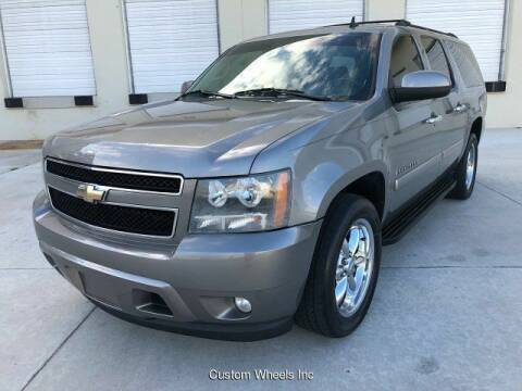 2008 Chevrolet Suburban for sale at Keen Auto Mall in Pompano Beach FL
