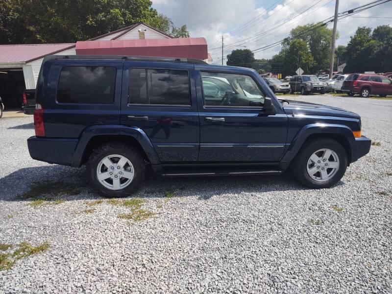 2006 Jeep Commander for sale at Magic Ride Auto Sales in Elizabethton TN