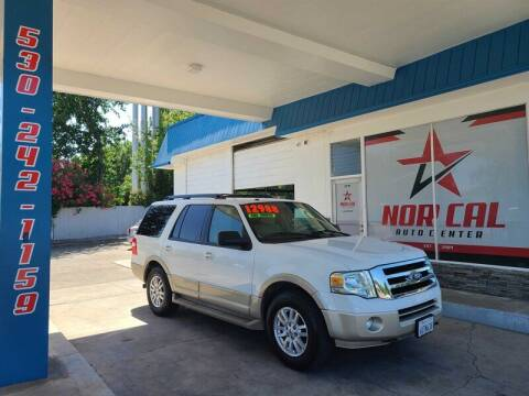2010 Ford Expedition for sale at Nor Cal Auto Center in Anderson CA
