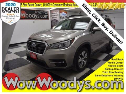 2019 Subaru Ascent for sale at WOODY'S AUTOMOTIVE GROUP in Chillicothe MO