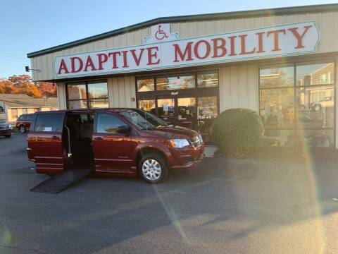 2019 Dodge Grand Caravan for sale at Adaptive Mobility Wheelchair Vans in Seekonk MA