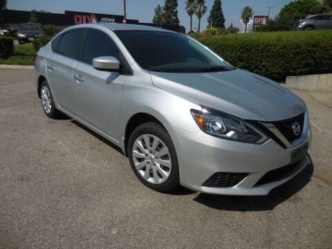 2019 Nissan Sentra for sale at ARAX AUTO SALES in Tujunga CA
