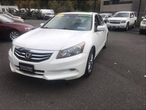 2011 Honda Accord for sale at Wilton Auto Park.com in Wilton CT