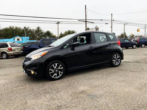 2015 Nissan Versa Note for sale at New Wave Auto of Vineland in Vineland NJ