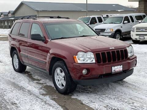 2007 Jeep Grand Cherokee for sale at Osceola Auto Sales and Service in Osceola WI