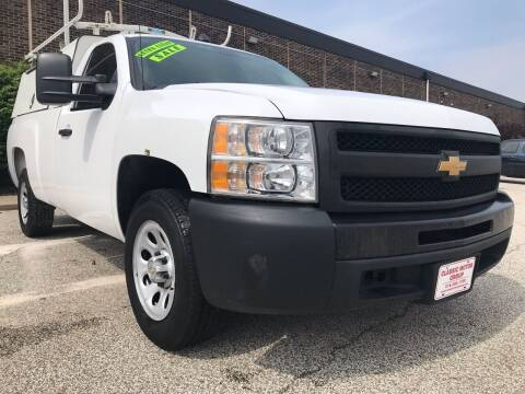 2013 Chevrolet Silverado 1500 for sale at Classic Motor Group in Cleveland OH