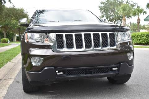 2012 Jeep Grand Cherokee for sale at Monaco Motor Group in Orlando FL