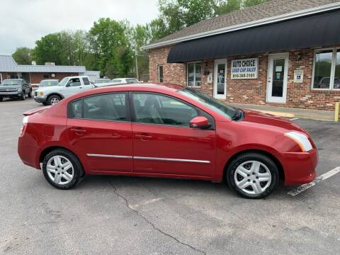 2011 Nissan Sentra for sale at Auto Choice in Belton MO