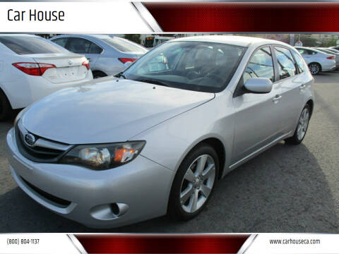2011 Subaru Impreza for sale at Car House in San Mateo CA