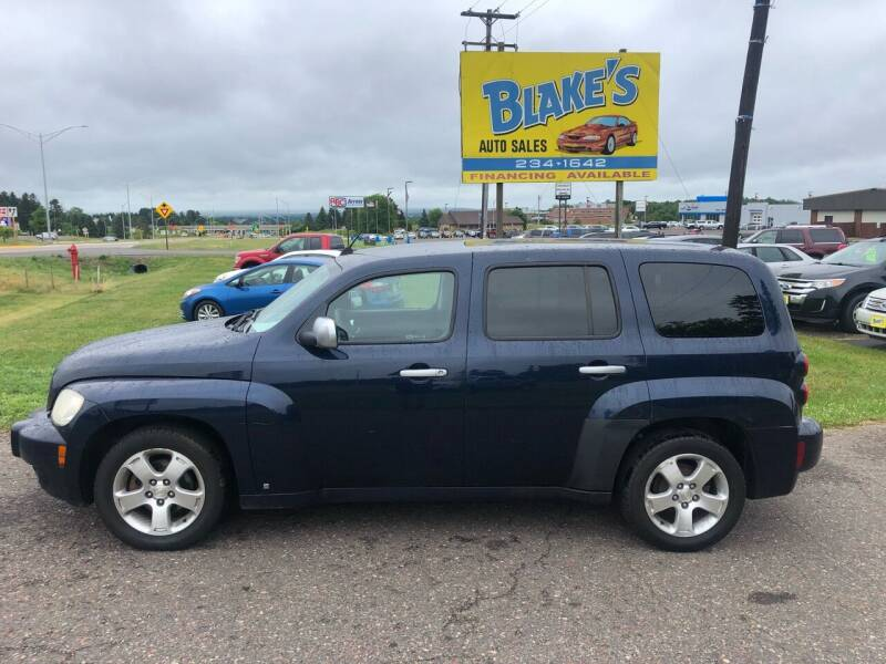 2007 Chevrolet HHR for sale at Blake's Auto Sales in Rice Lake WI