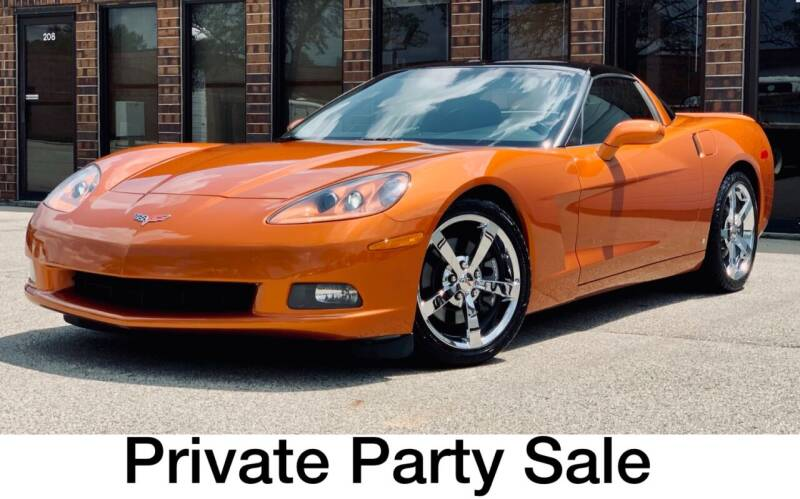 2009 Chevrolet Corvette for sale at Supreme Carriage in Wauconda IL