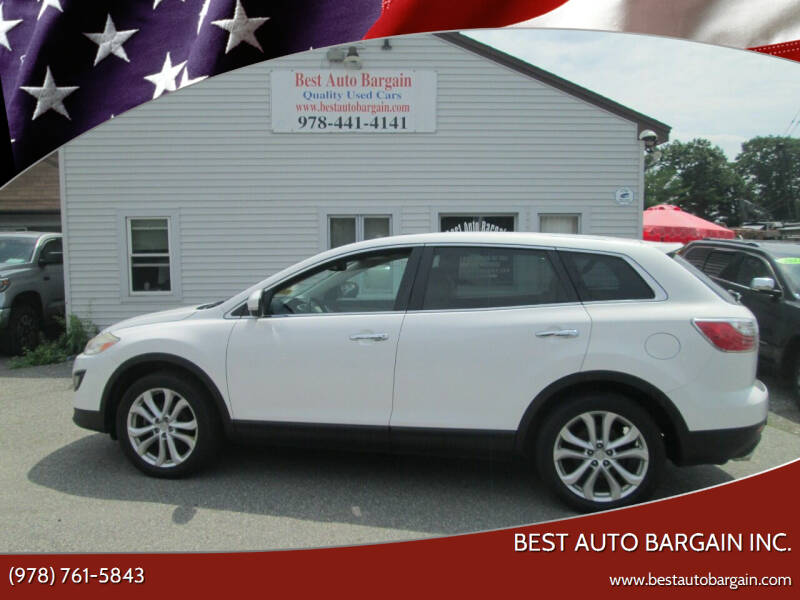 2011 Mazda CX-9 for sale at BEST AUTO BARGAIN inc. in Lowell MA