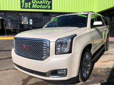 2015 GMC Yukon XL for sale at 1st Quality Motors LLC in Gallup NM