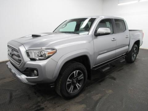 2017 Toyota Tacoma for sale at Automotive Connection in Fairfield OH
